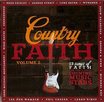 Album Image for Country Faith 2 - DISC 1