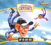 Album Image for Up in the Air (#63 in Adventures In Odyssey Audio Series) - DISC 1