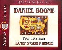 Album Image for Daniel Boone - Frontiersman (Unabridged, 5 CDS) (Heroes Of History Series) - DISC 1