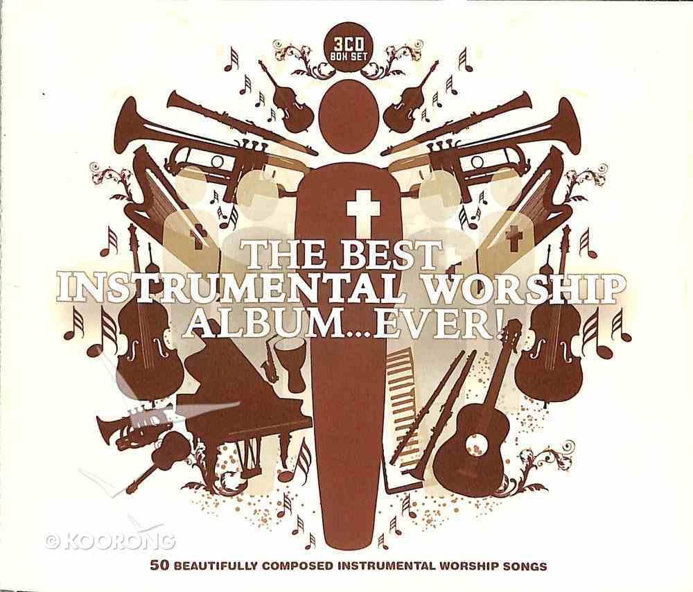 Best Instrumental Worship Album Ever! (Triple Cd) CD