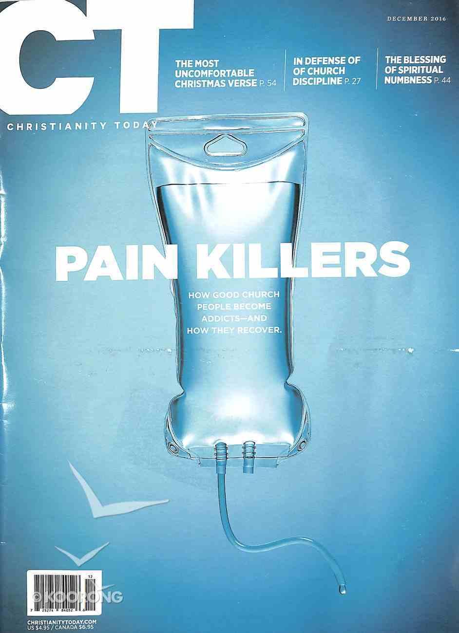 Christianity Today 2016 #12: Dec Magazine