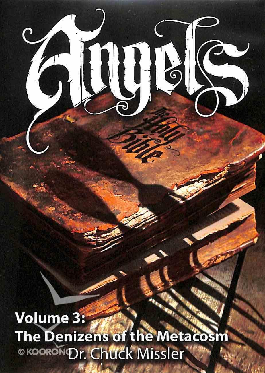 Angels #03: The Denizens of the Metacosm DVD