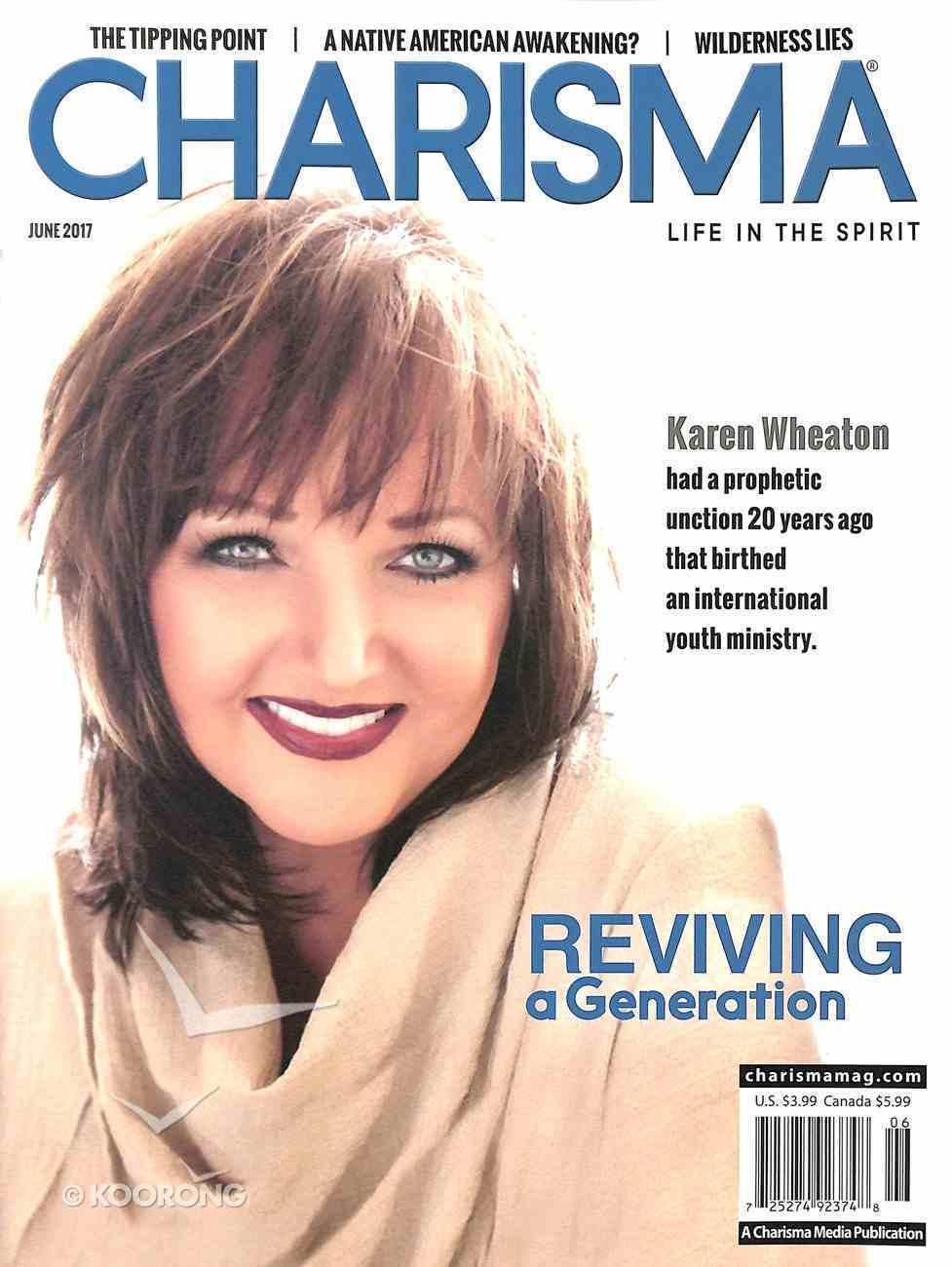 Charisma Magazine 2017 #06: Jun Magazine