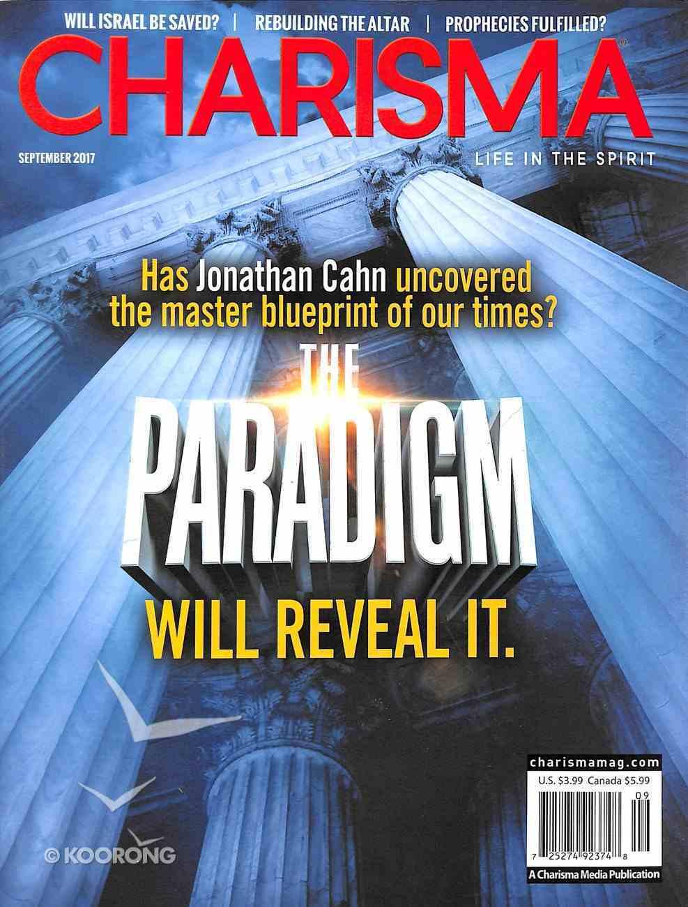 Charisma Magazine 2017 #09: Sep Magazine