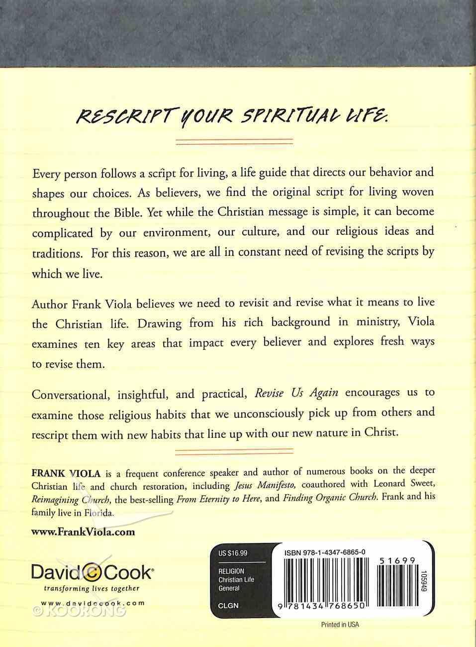 Frank Viola's Jesus Life 4-Pack (4 Vols) Pack