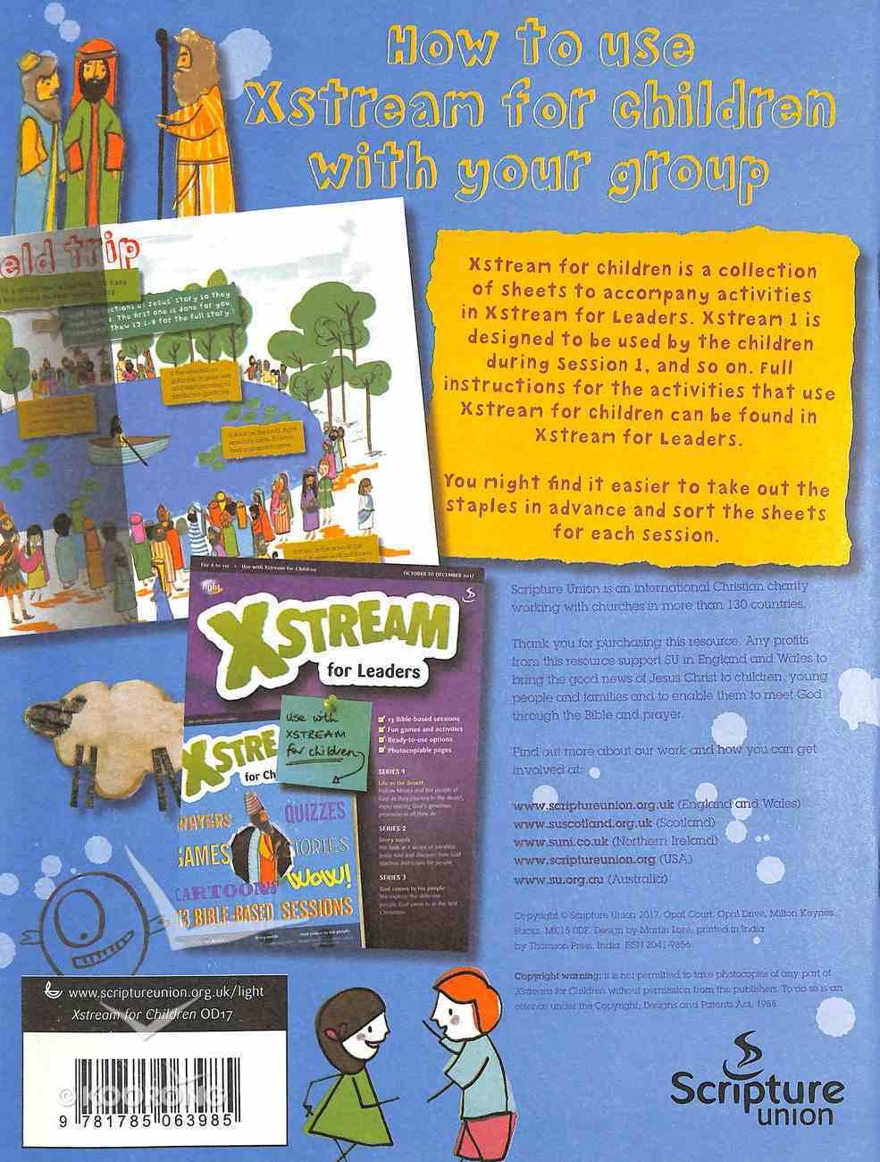 Light: Xstream 2017 #04: Oct-Dec Student's Guide (8-11 Yrs) Paperback