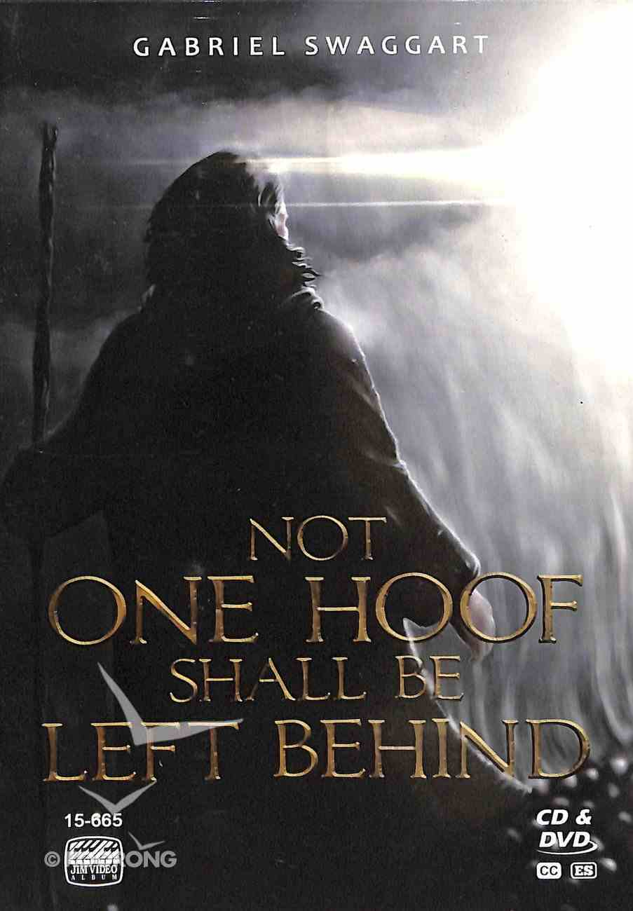 Not One Hoof Shall Be Left Behind DVD