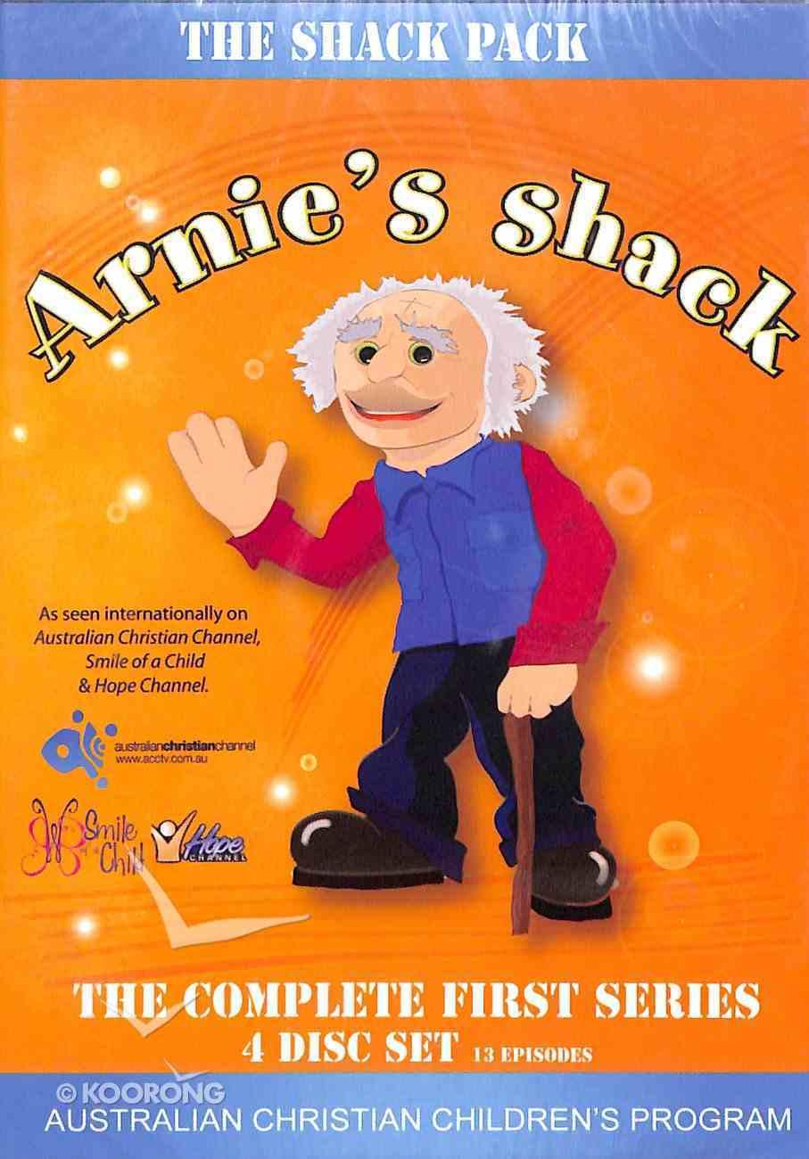 Arnie's Shack Series 1 (4 Dvds, 13 Episodes) (#1 in  Series) DVD