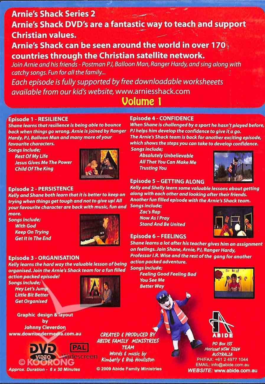 Arnie's Shack Series #02 Volume #01 (3 Dvds, Episodes 1-6) DVD