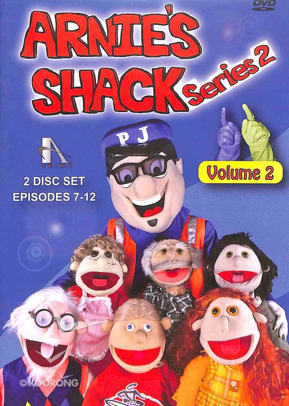 Arnie's Shack Series #02 Volume #02 (2 Dvds, Episodes 7-12) DVD