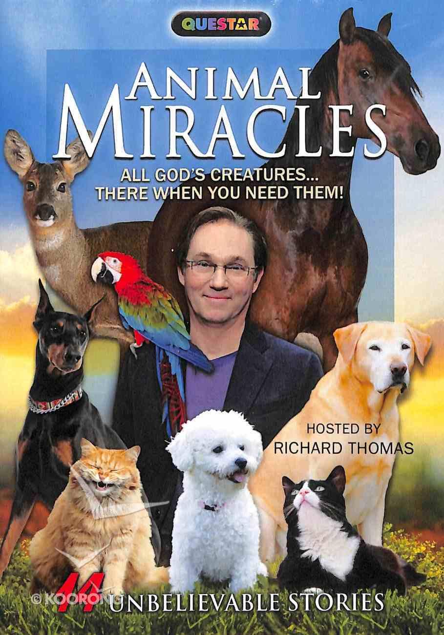 Animal Miracles DVD