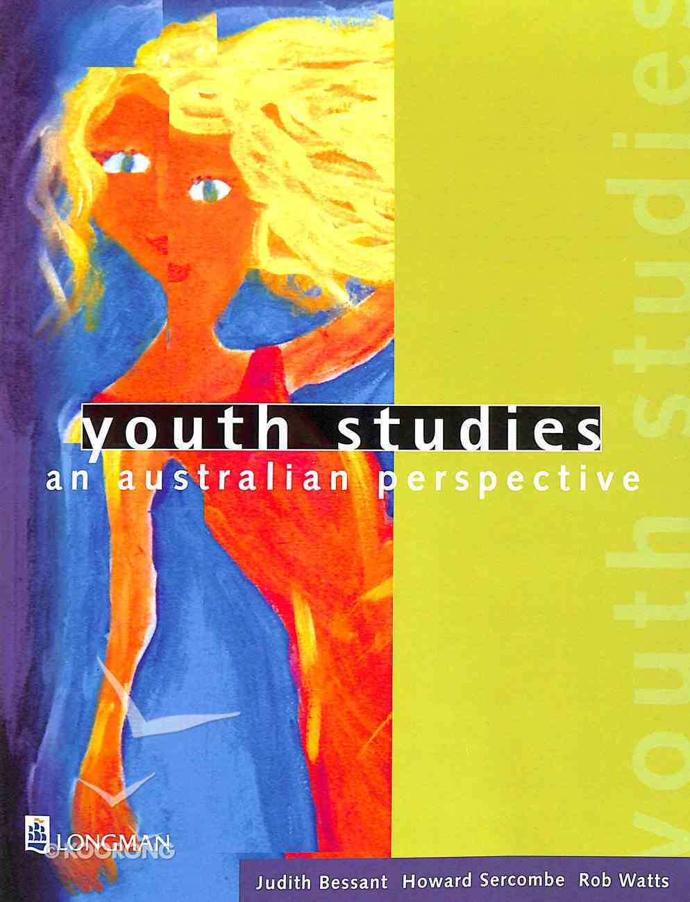 Youth Studies Australian Perspective Paperback