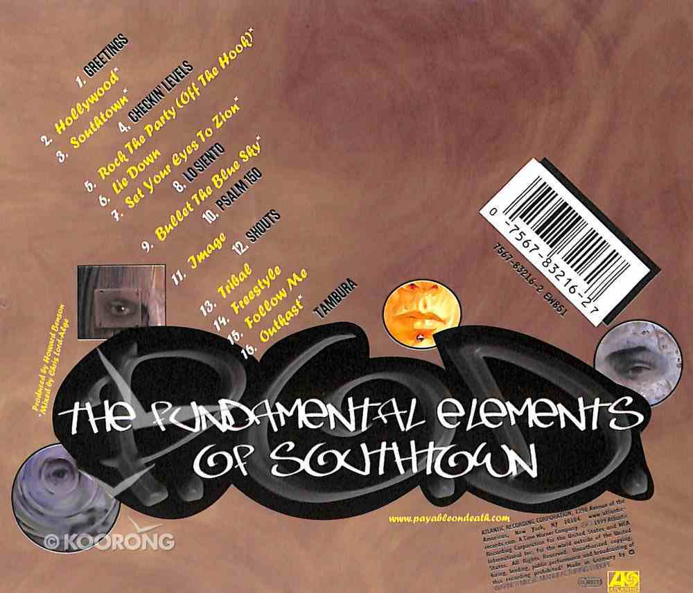 Fundamental Elements of Southtown CD