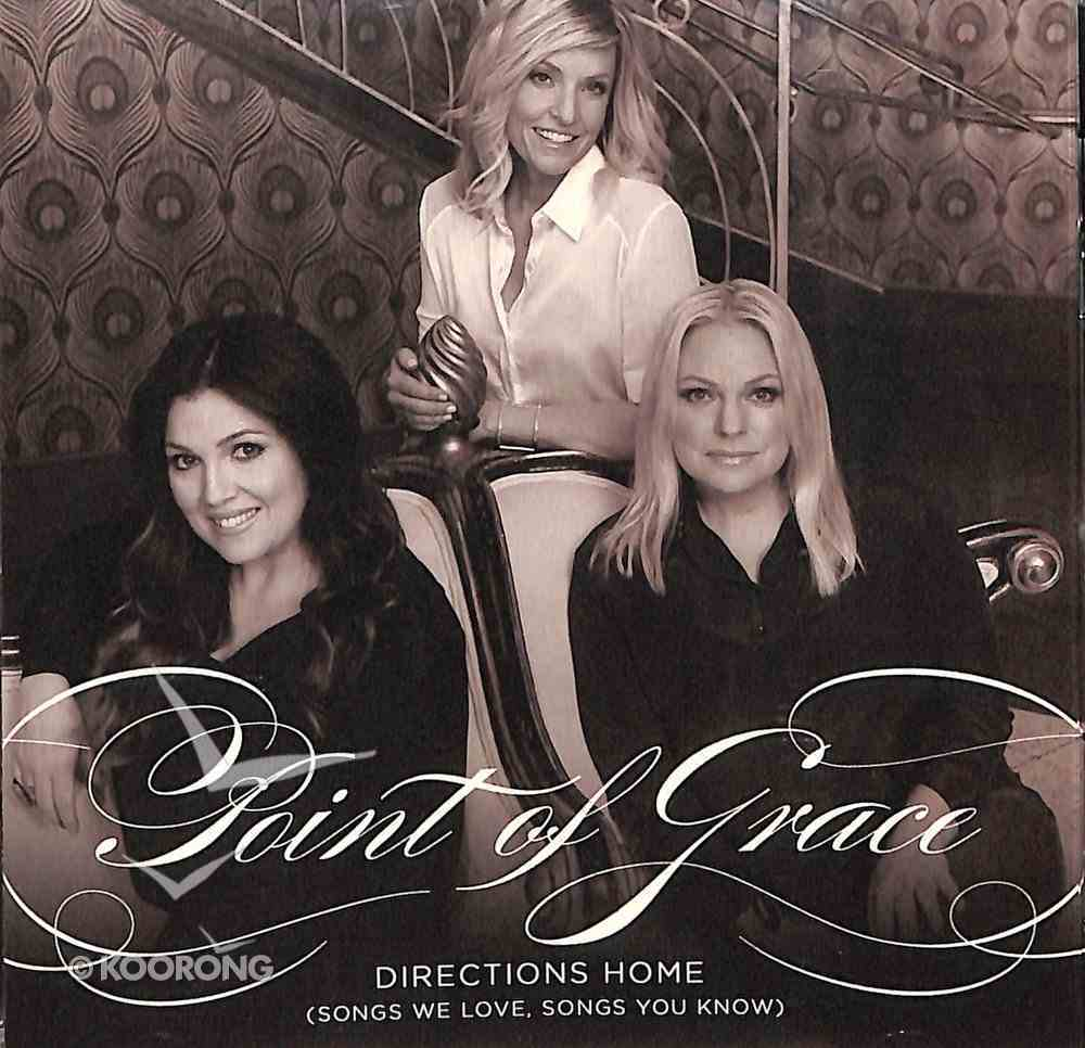 Directions Home (Songs We Love, Songs You Know) CD