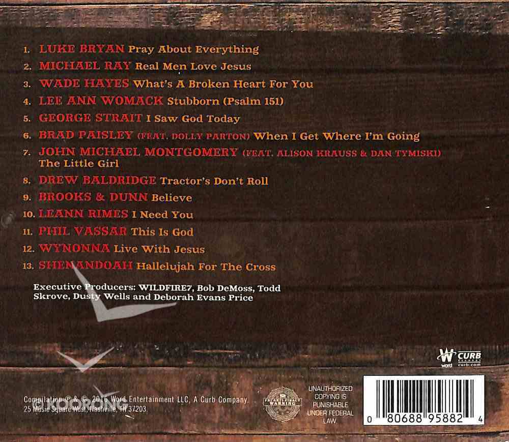 Country Faith 2 CD