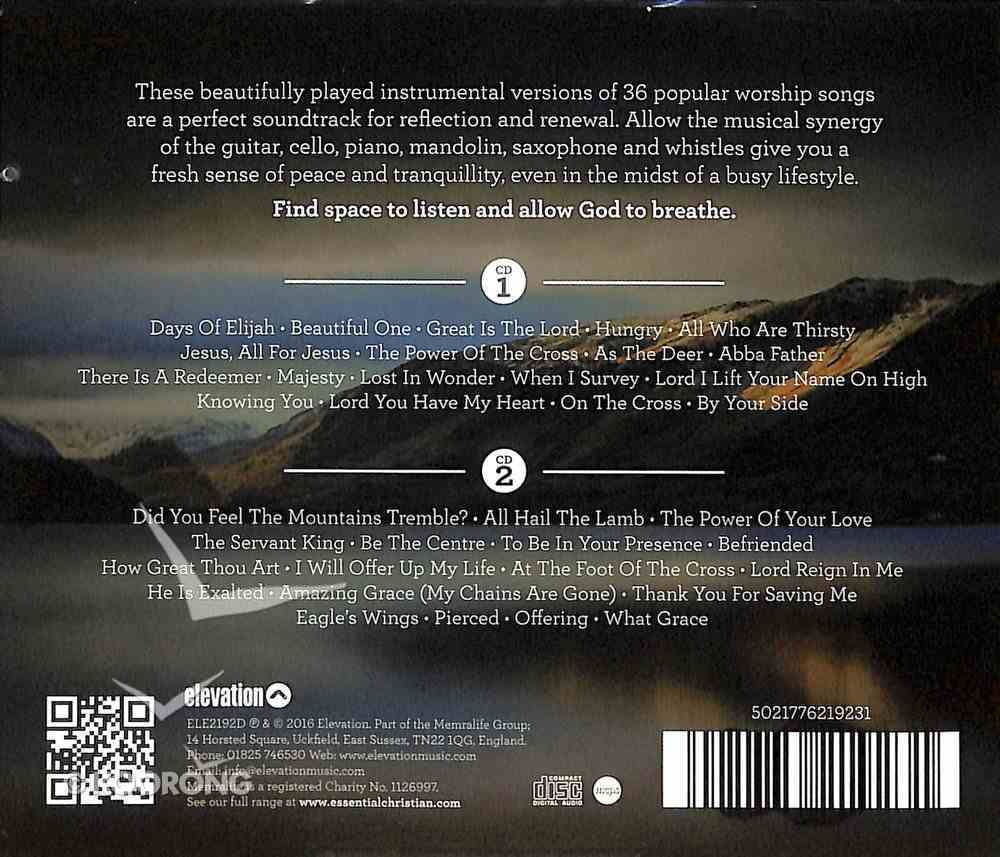 Days of Elijah: The Instrumental Worship Double Album (2 Cds) CD