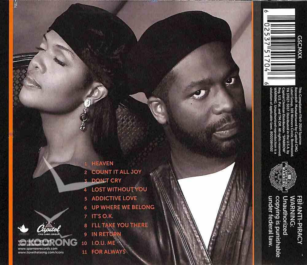 Bebe & Cece Winans CD