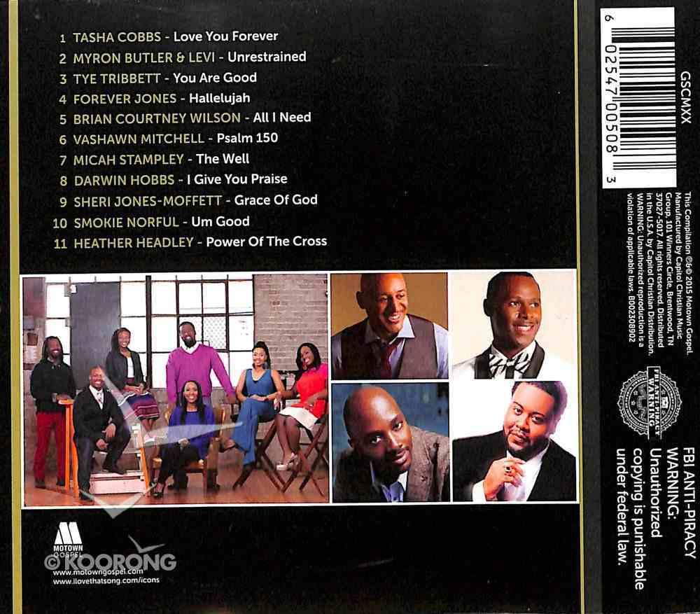 Icon Gospel Worship CD
