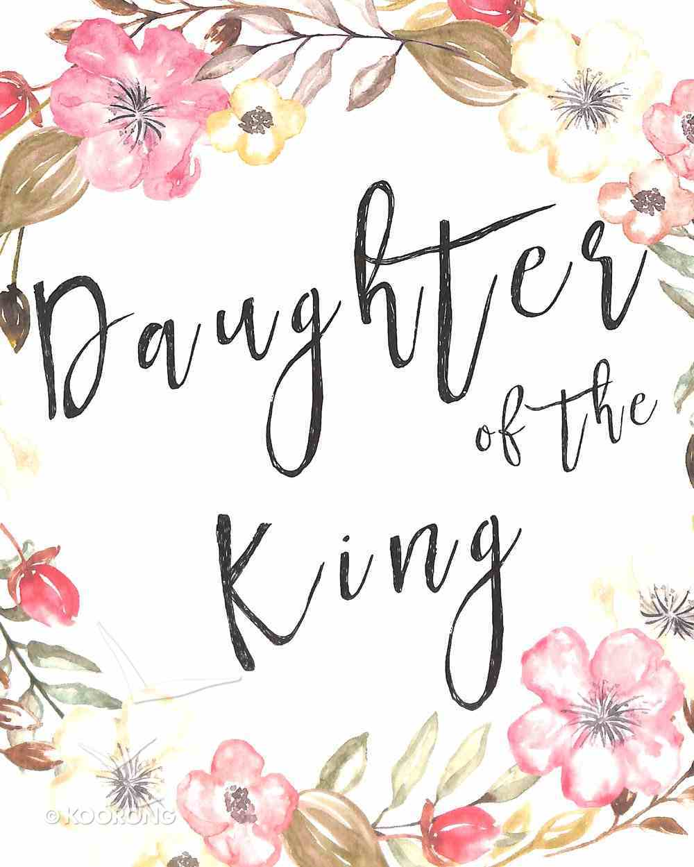 Poster Small: Daughter of the King Poster