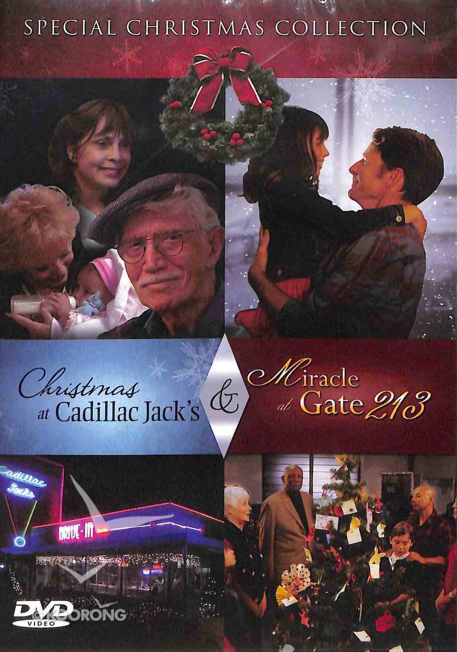 Special Christmas Collection: Christmas At Cadillac Jack's and Miracle At Gate 213 DVD