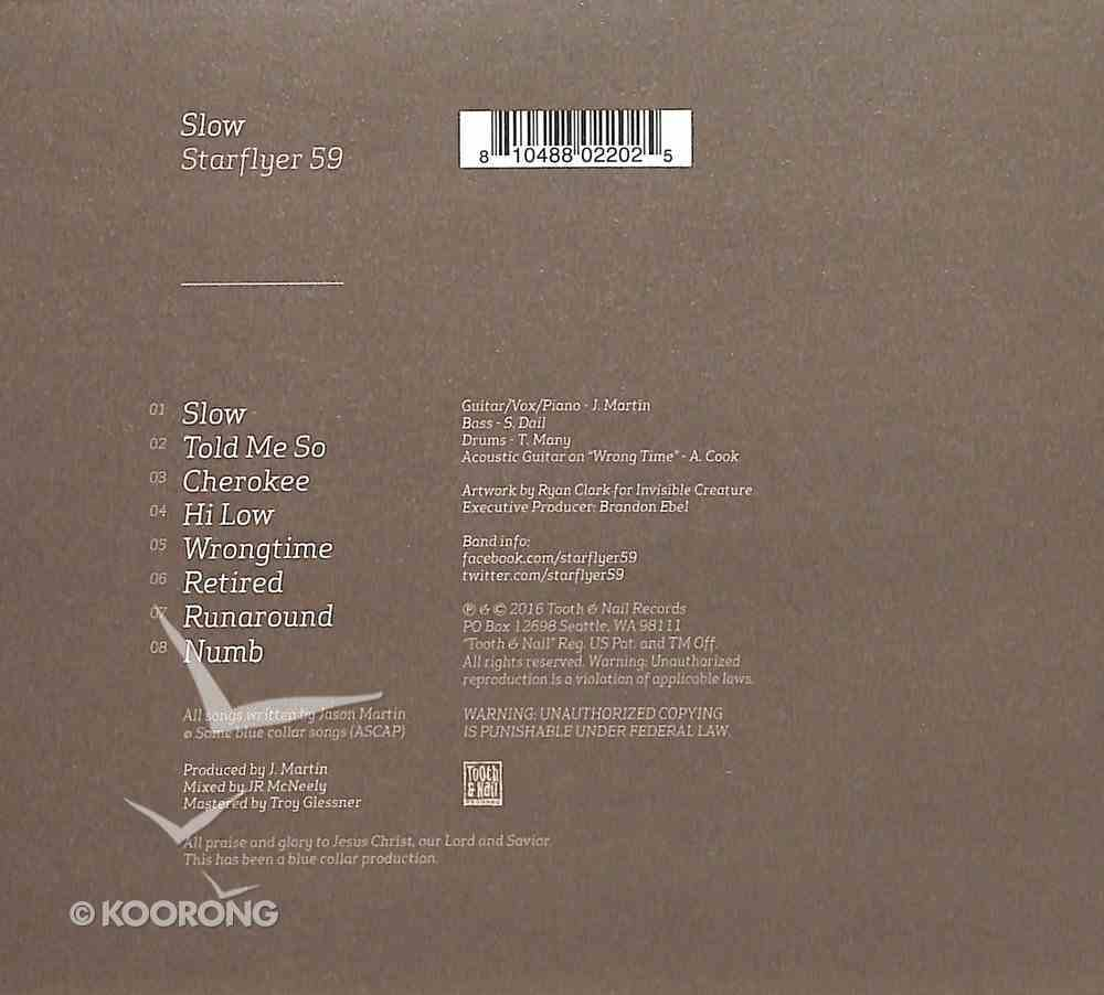 Slow CD