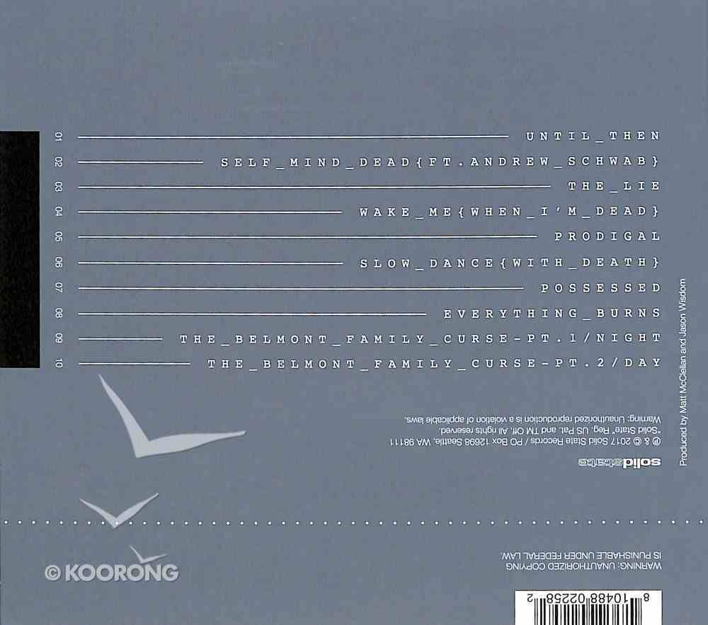 Storm Before the Calm CD
