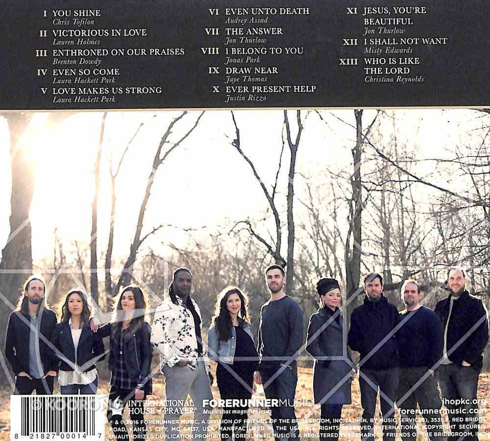 Onething Live: Love Makes Us Strong CD