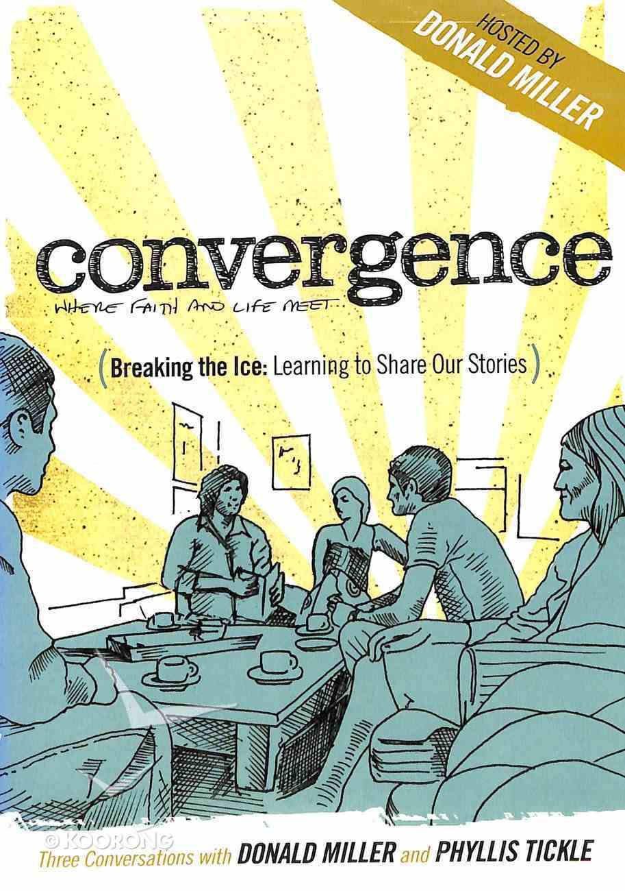 Breaking the Ice: Learning to Share Our Stories DVD