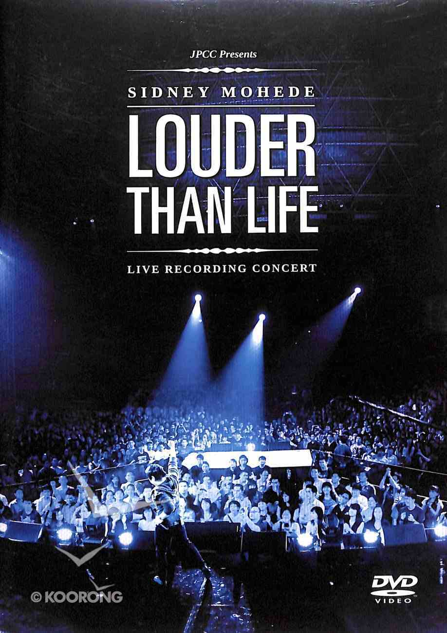 Louder Than Life - Live Recorcing Concert DVD