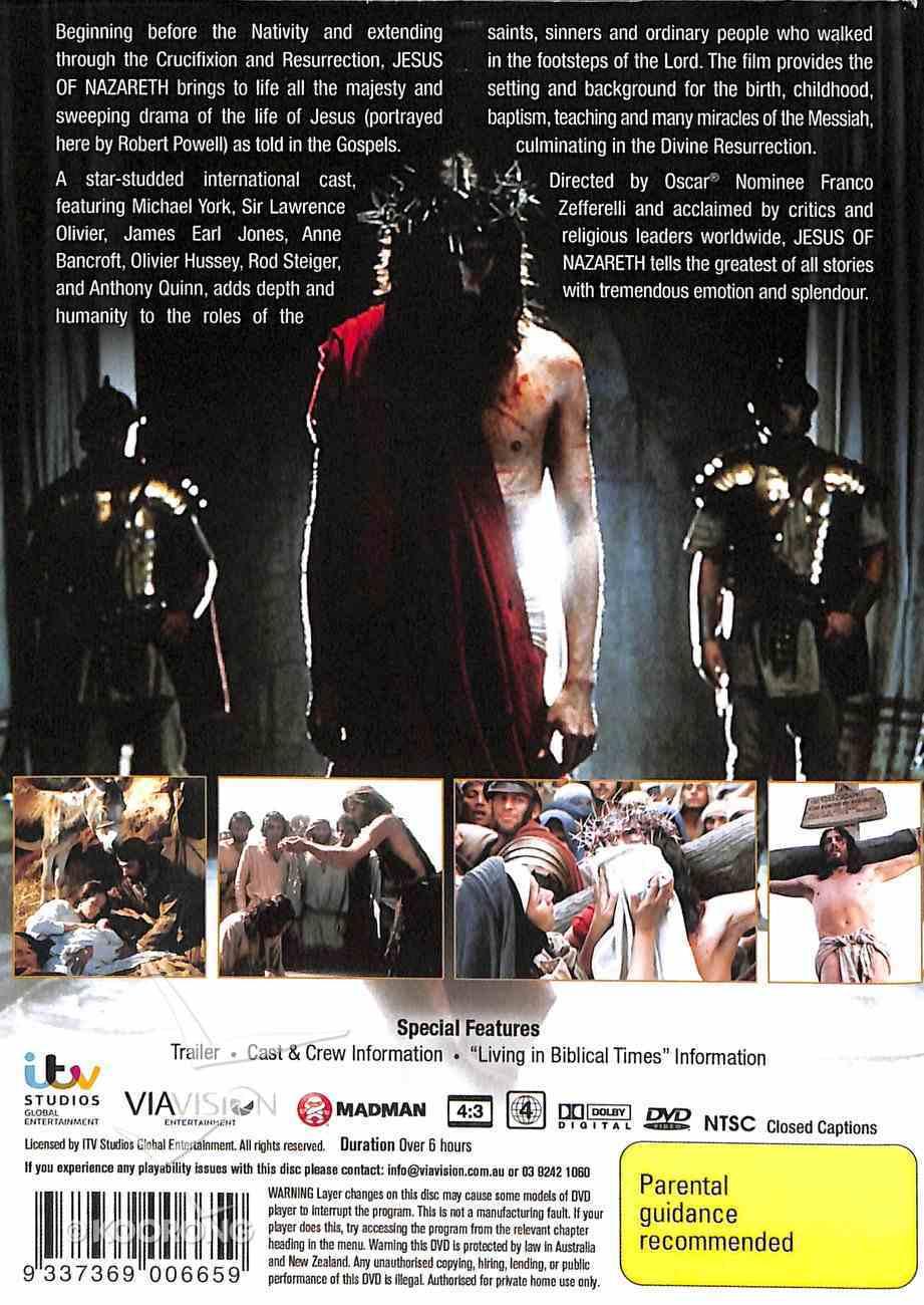 Jesus of Nazareth DVD