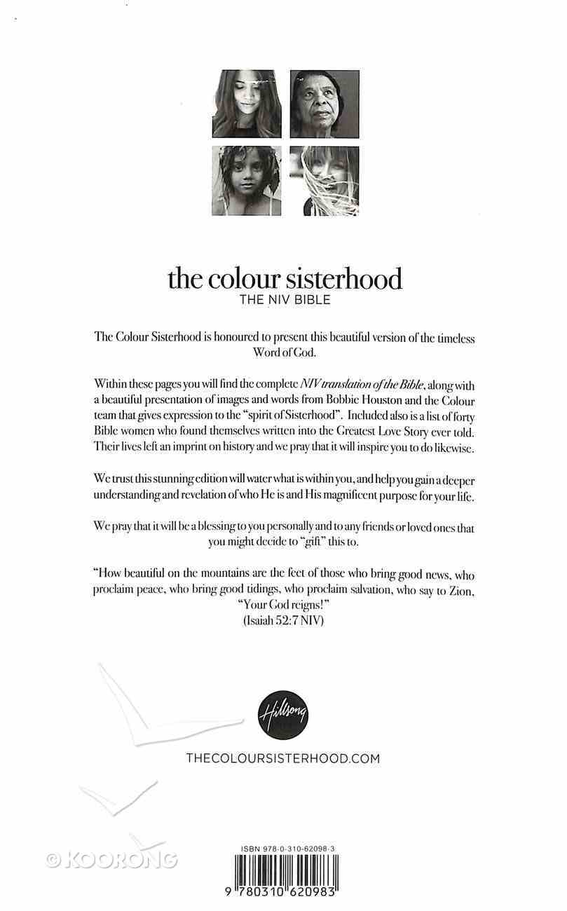 NIV the Word Colour Sisterhood Bible Beige Imitation Leather