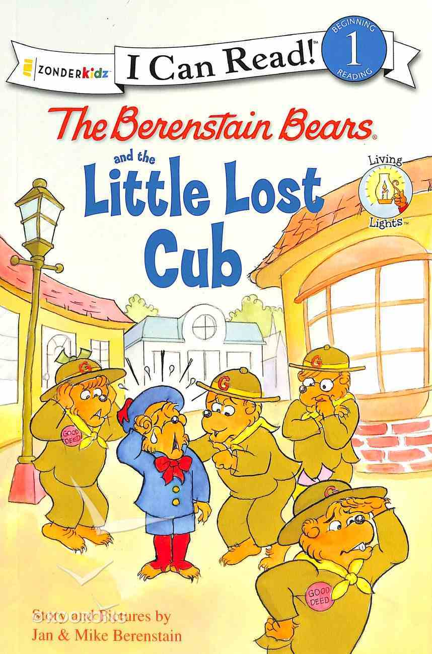 Little Lost Cub (I Can Read!1/berenstain Bears Series) Paperback