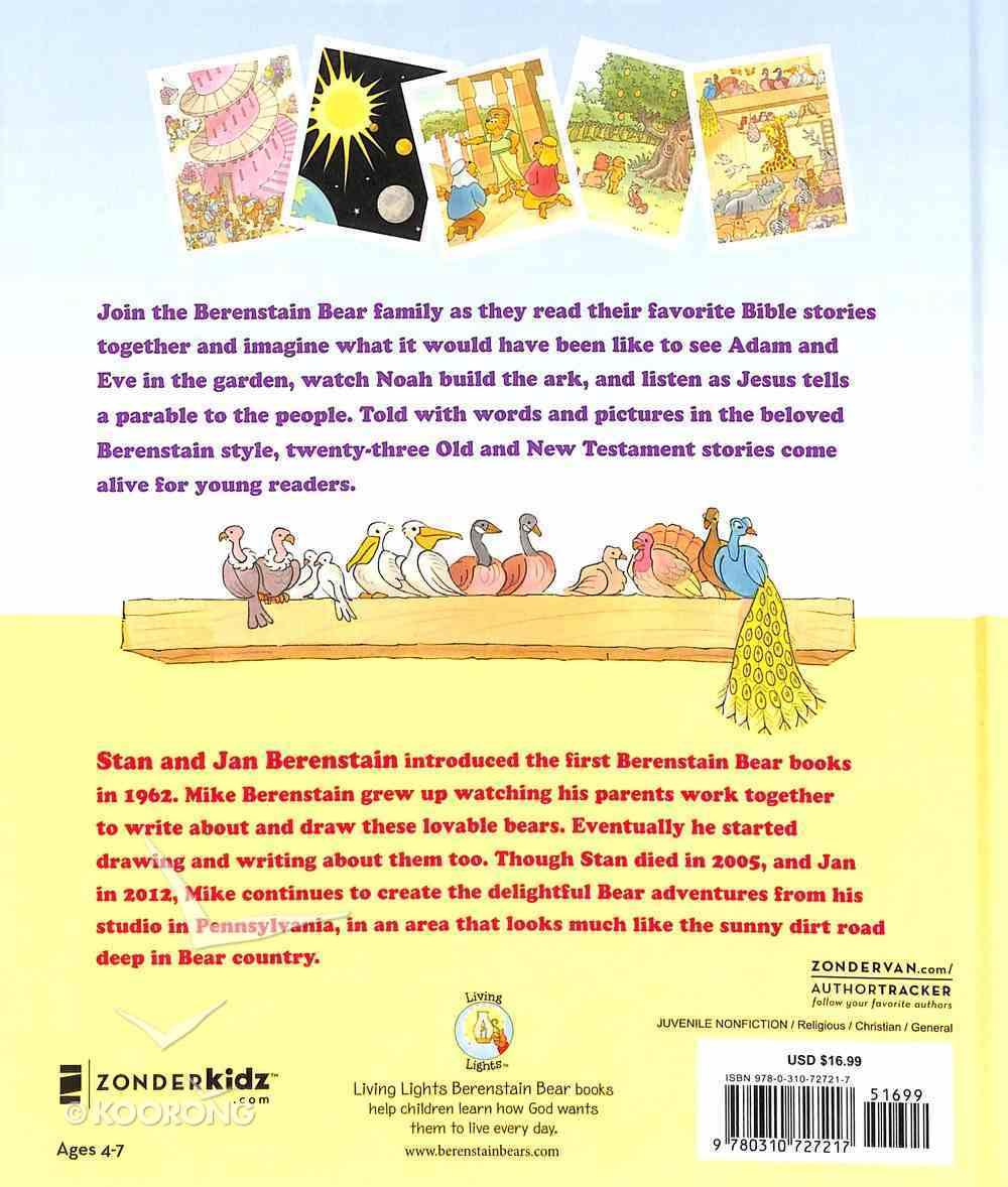 Storybook Bible (The Berenstain Bears Series) Hardback