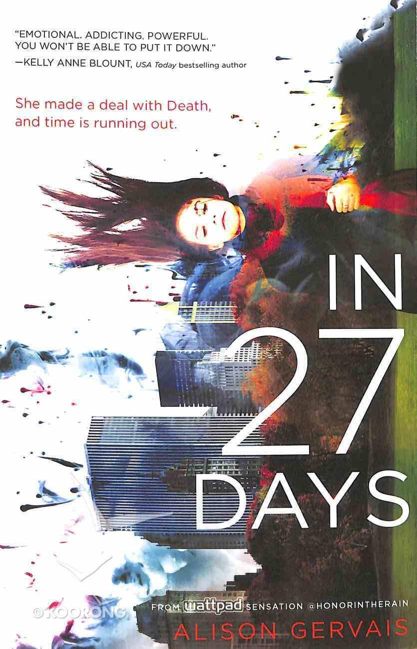 In 27 Days Hardback