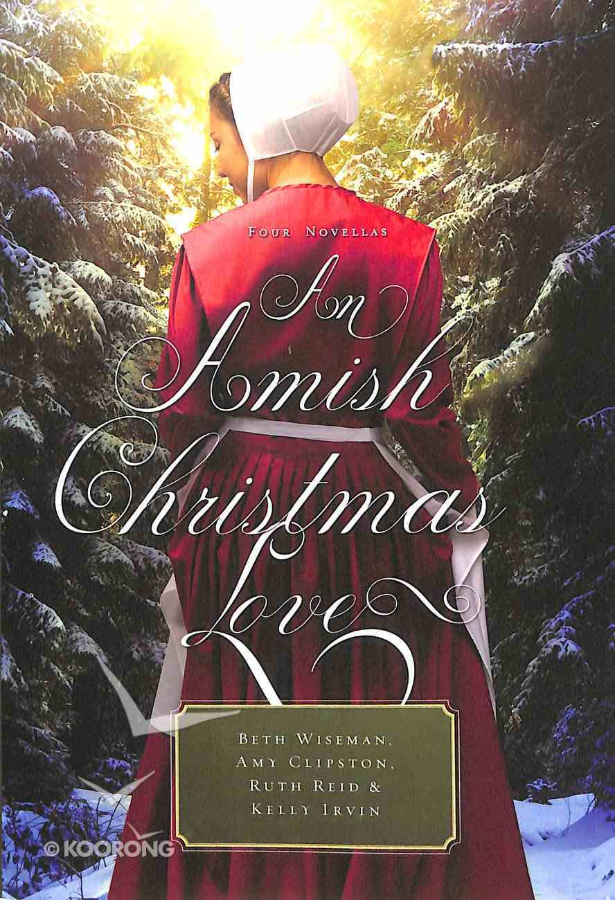 An 4in1: Amish Christmas Love (An Amish Christmas Love Series) Paperback