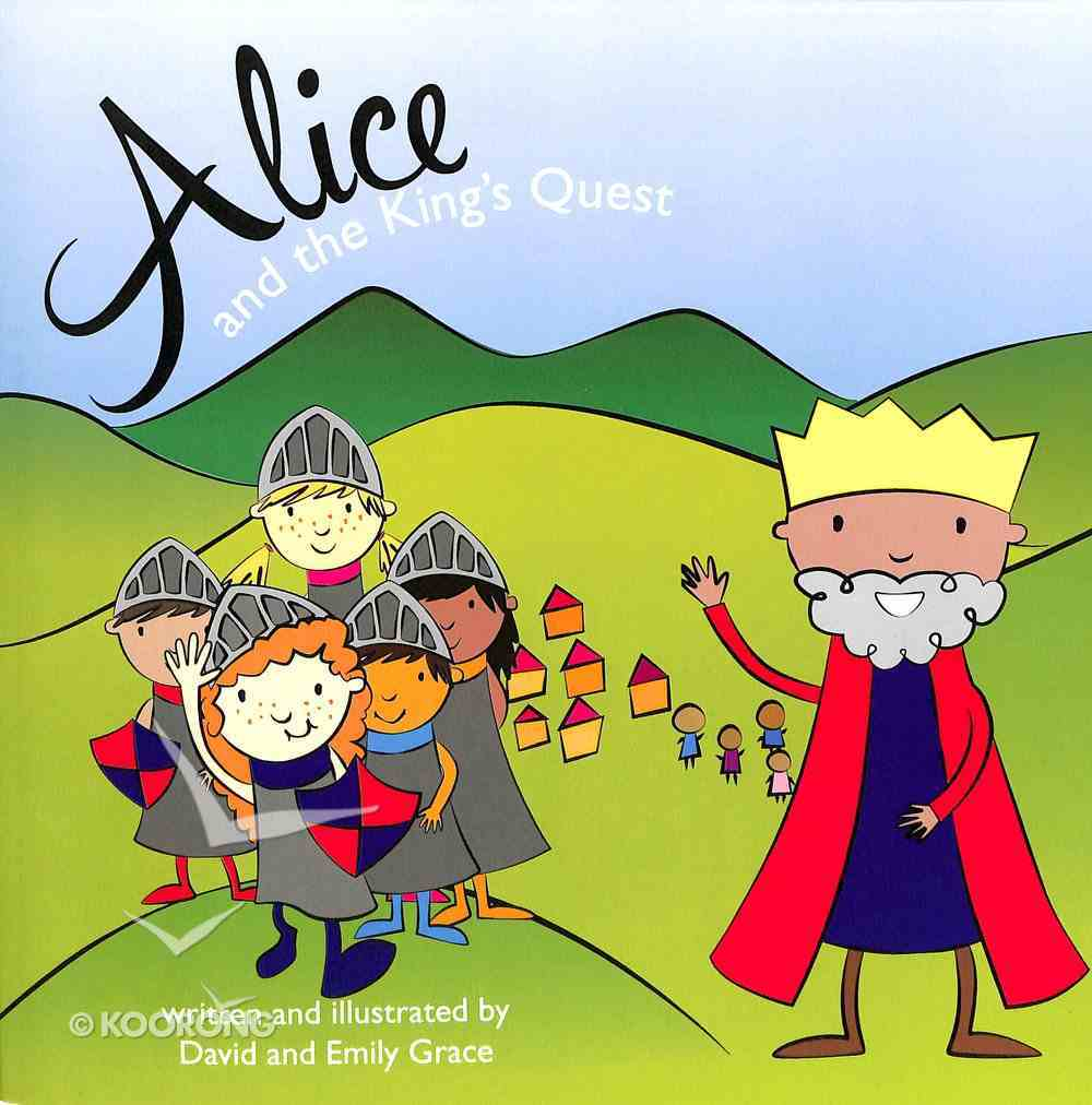 Alice and the King's Quest Paperback