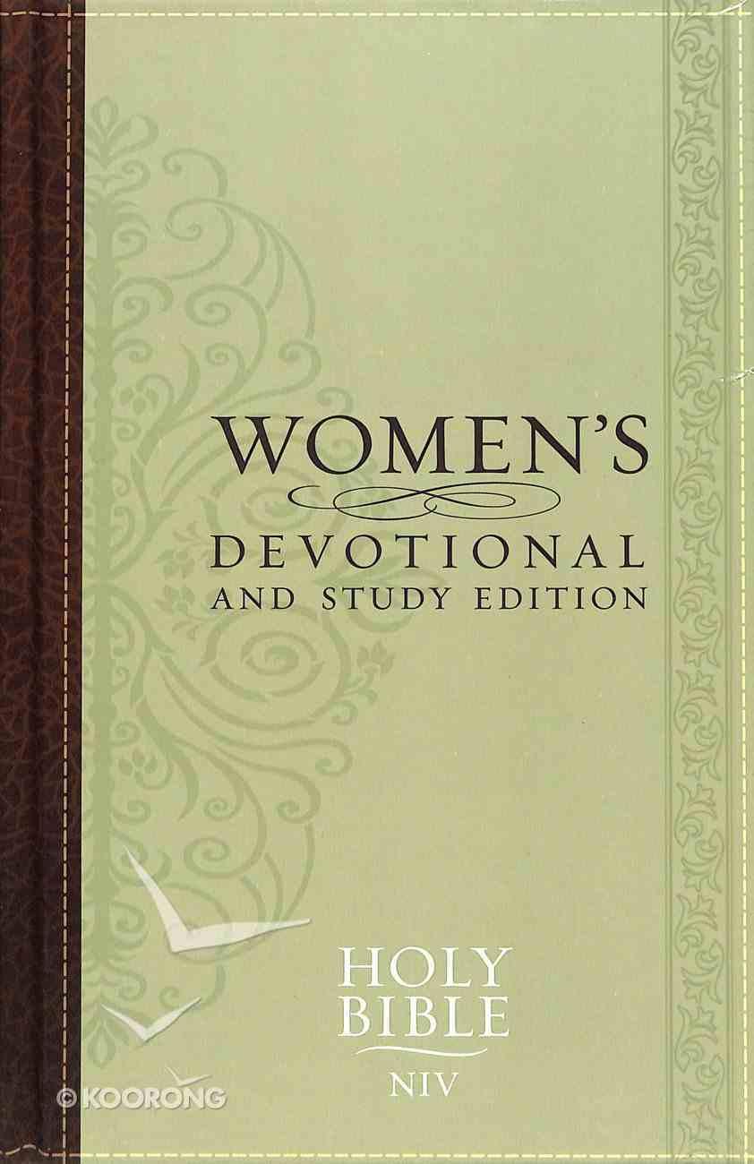 NIV Women's Devotional and Study Edition Hardback