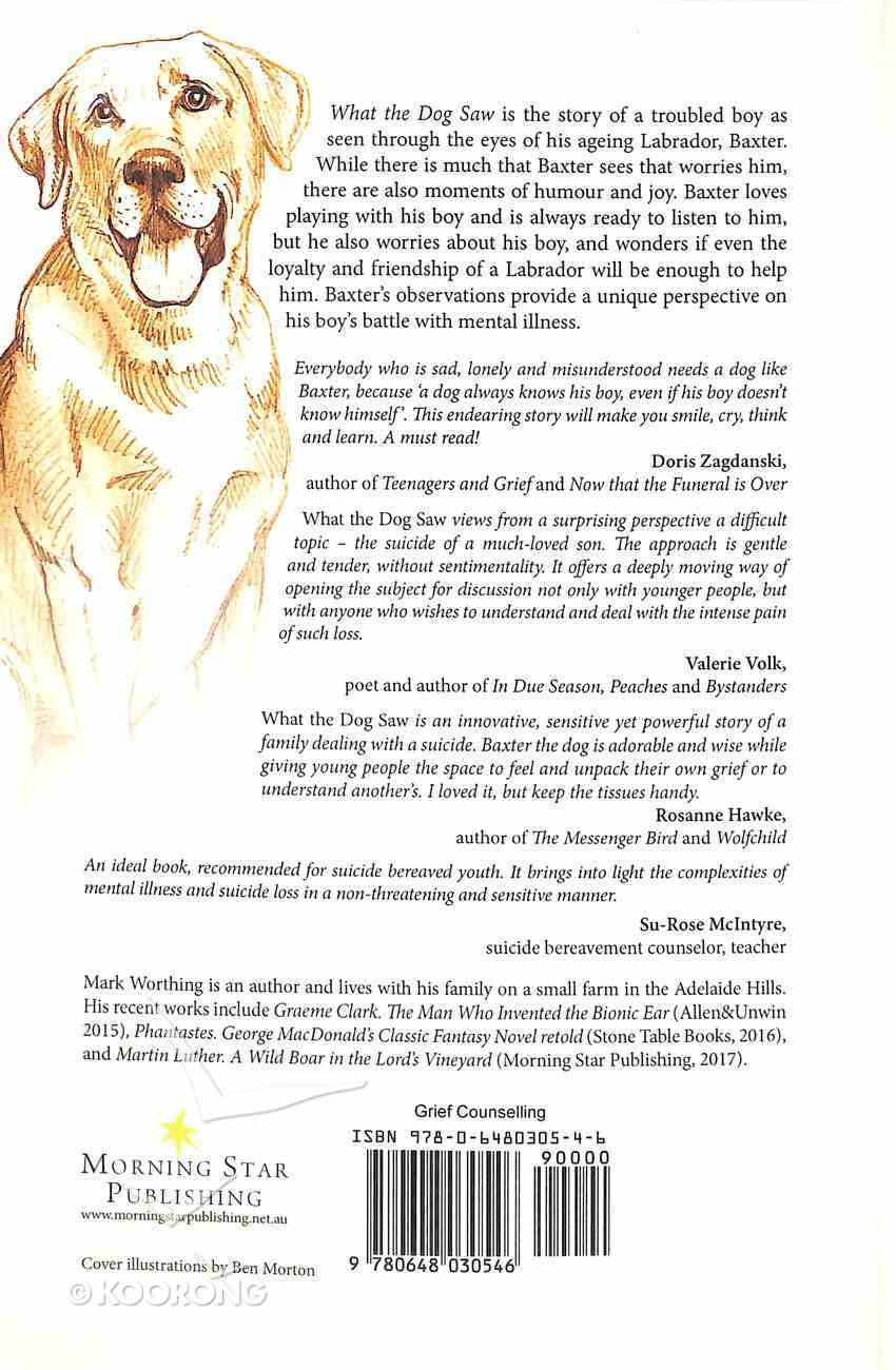 What the Dog Saw Paperback