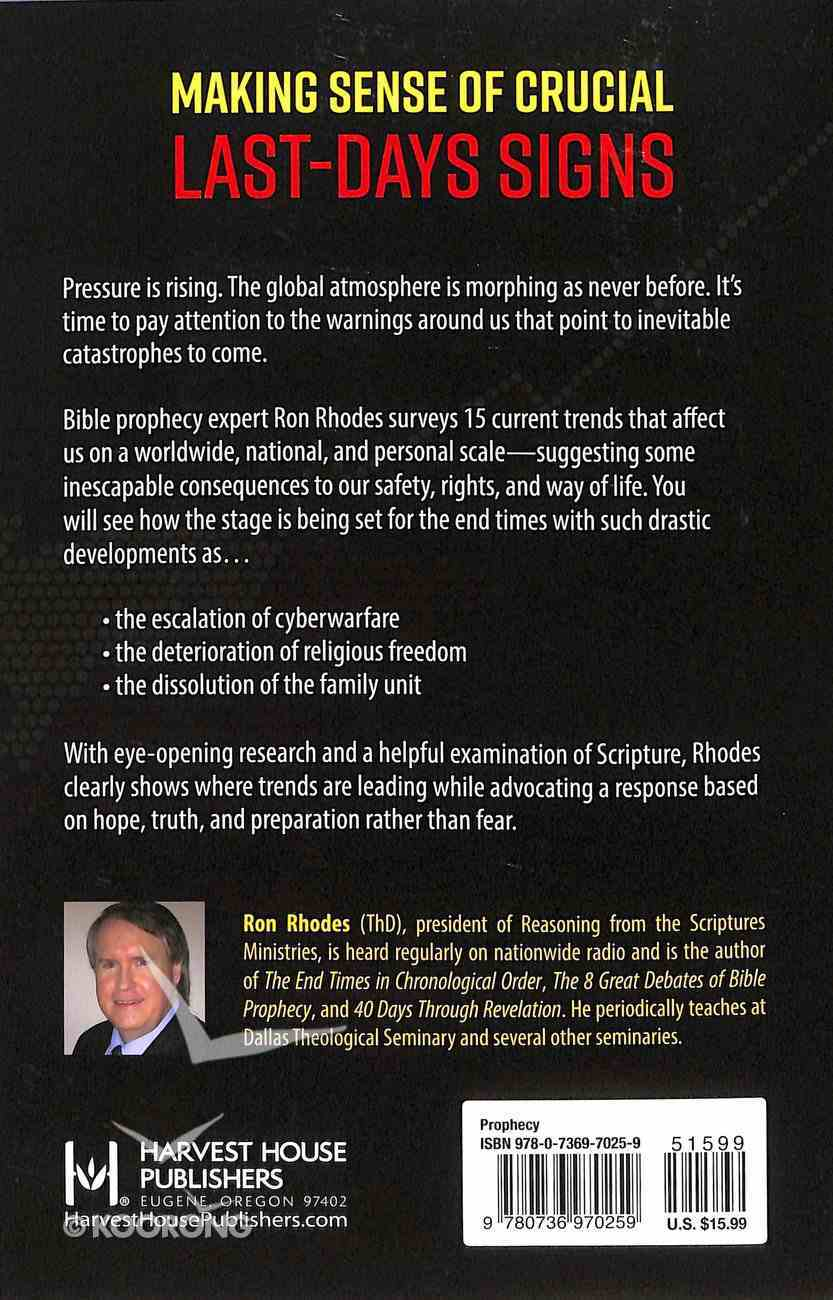 End-Times Super Trends: A Political, Economic, and Cultural Forecast of the Prophetic Future Paperback