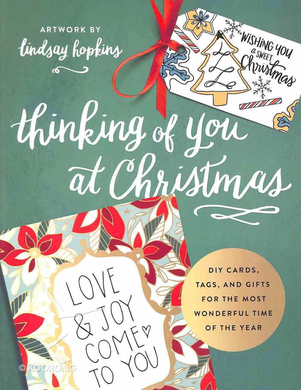 Thinking of You At Christmas Paperback