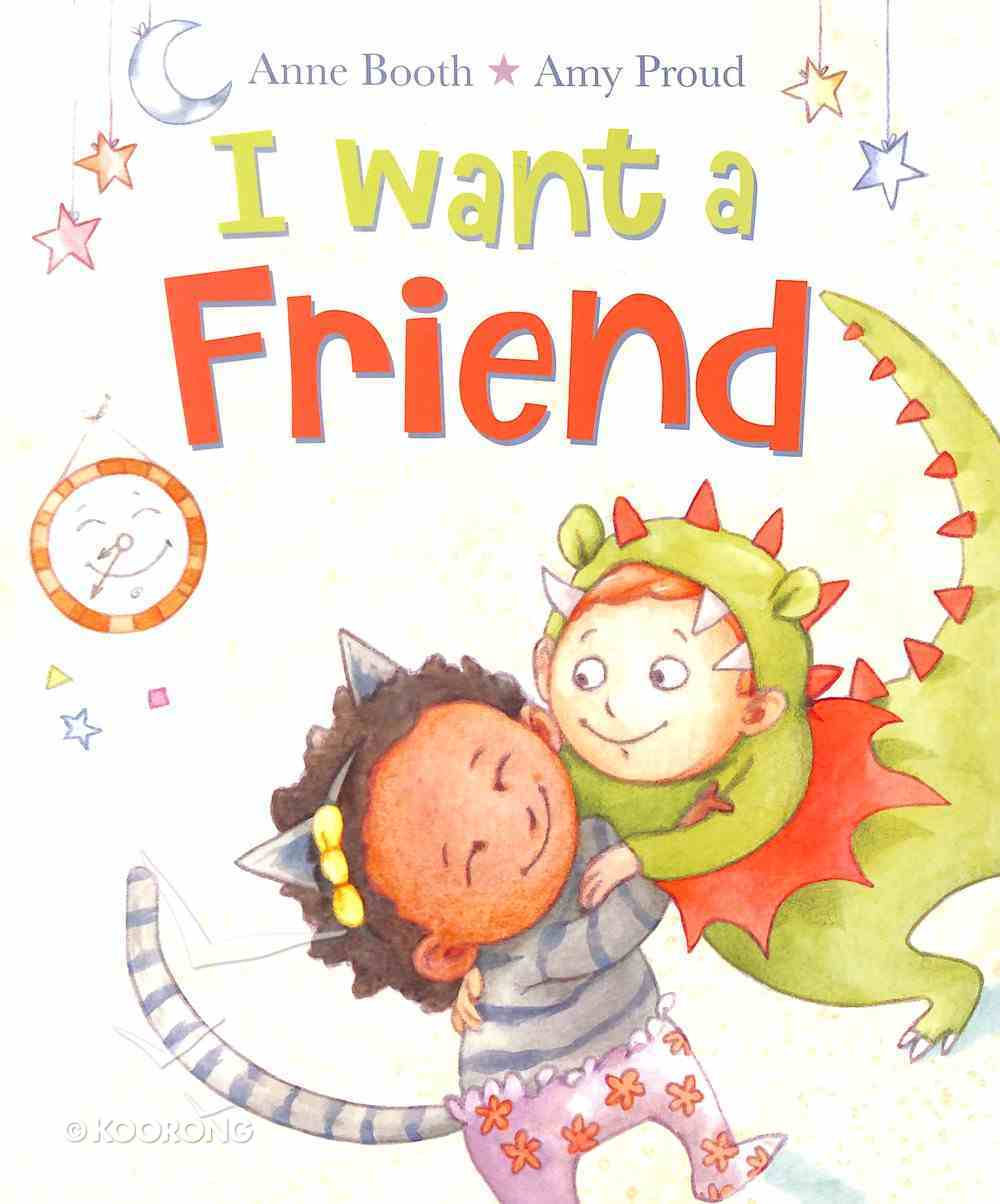 I Want a Friend Paperback