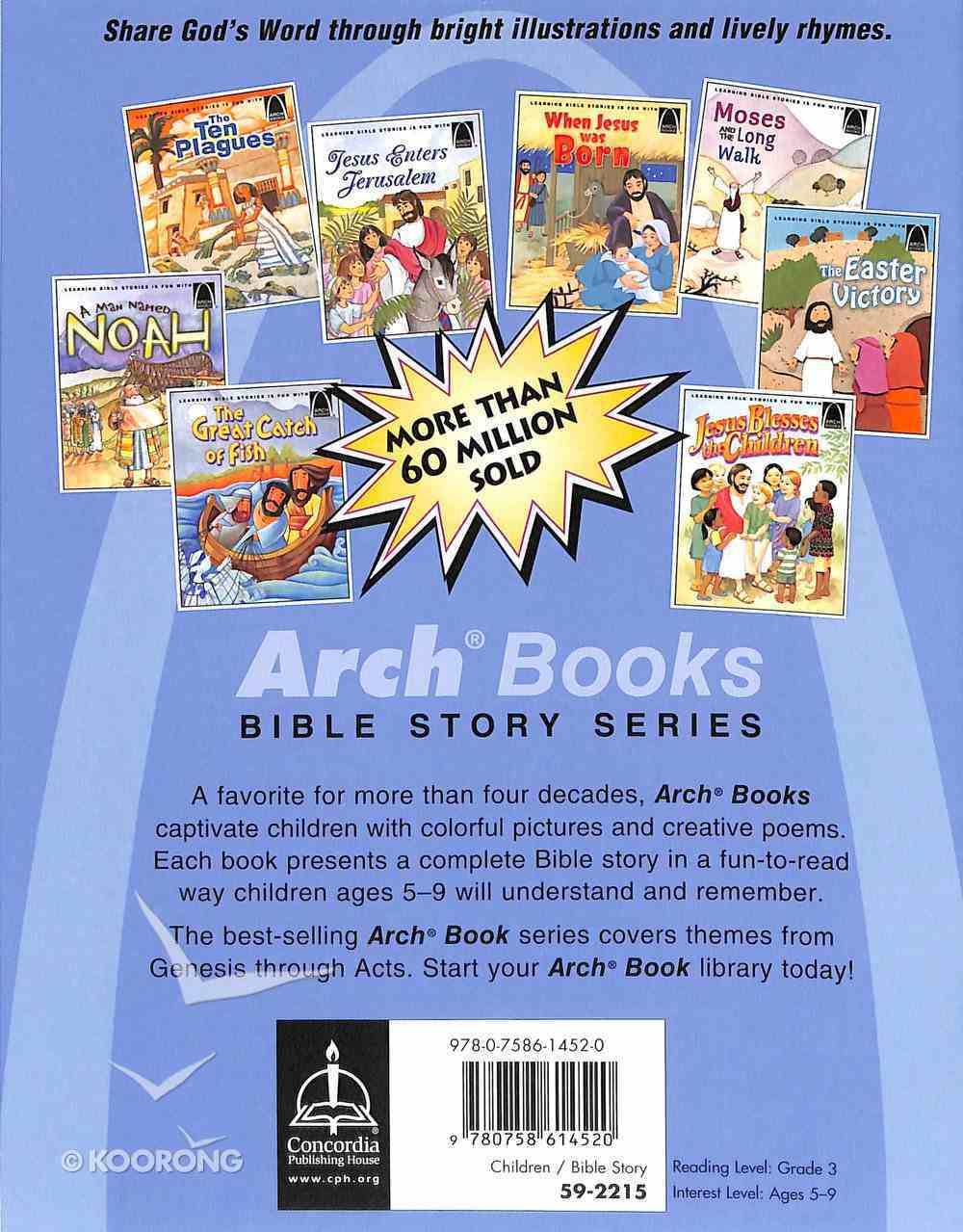 Jesus Shows His Glory (Arch Books Series) Paperback