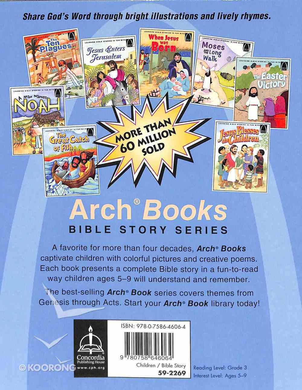 Nicodemus and Jesus (Arch Books Series) Paperback