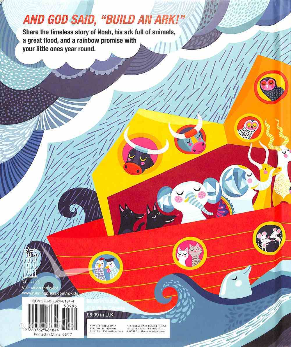 The Story of Noah's Ark Padded Board Book