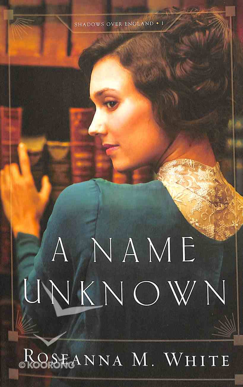 A Name Unknown (#01 in Shadows Over England Series) Paperback