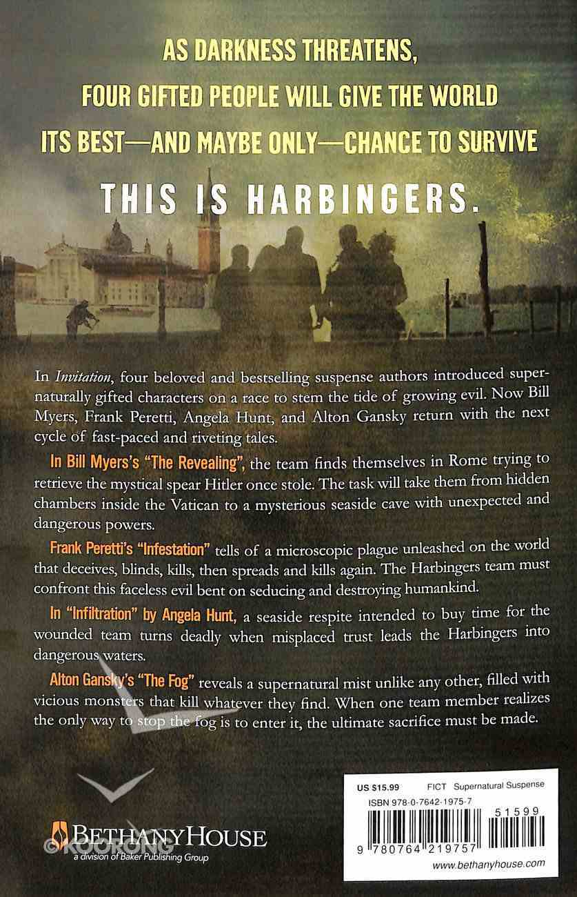 The Assault (#02 in The Harbingers Cycle Two Fiction Series) Paperback