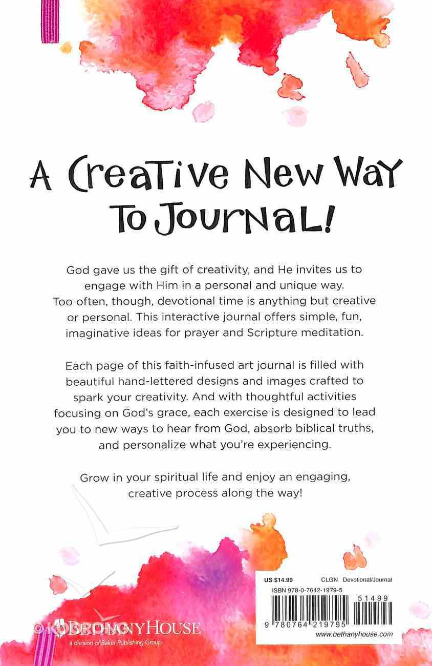 Creative Moments of Grace: An Interactive Journaling Experience Paperback