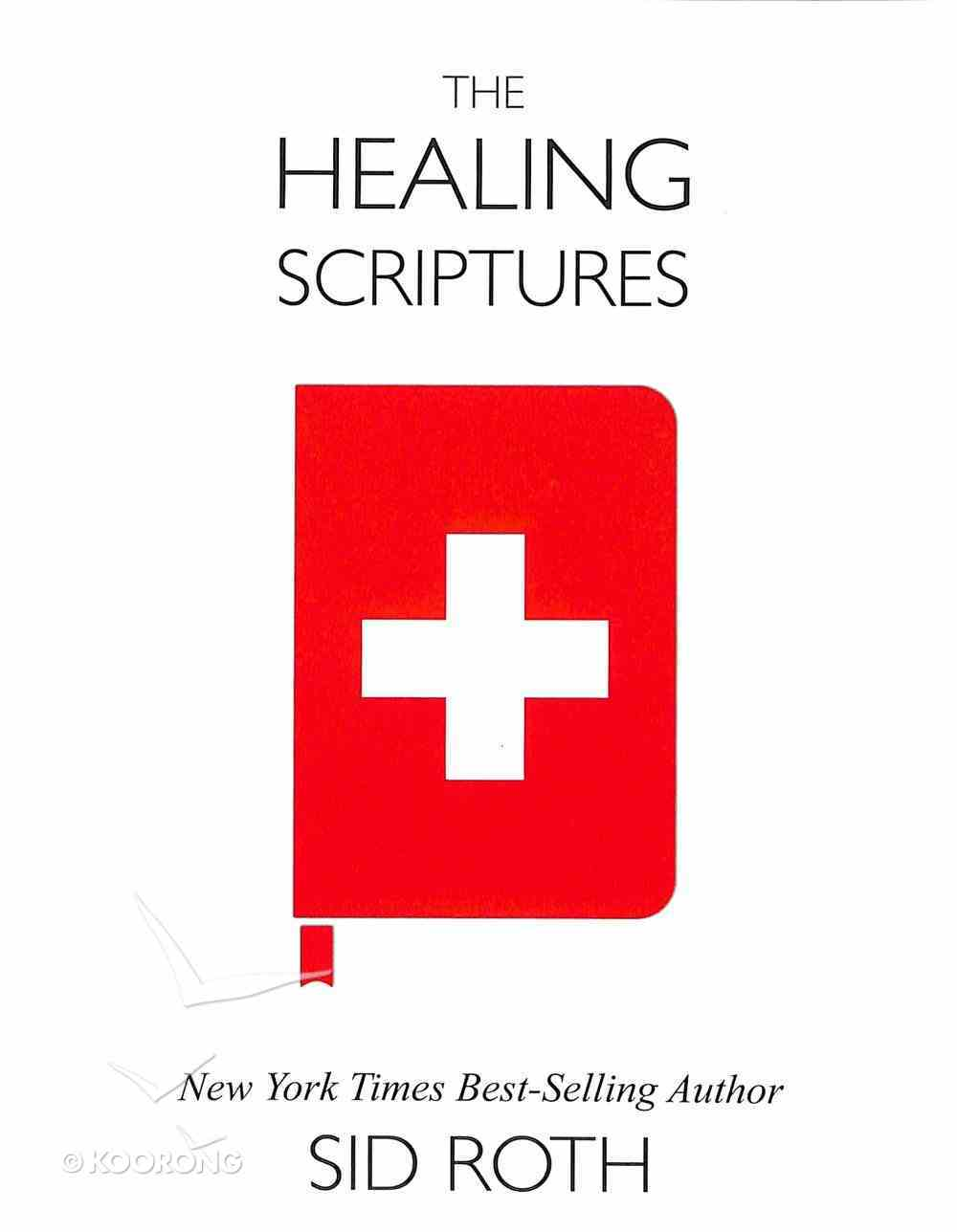 The Healing Scriptures (Box Set) Pack