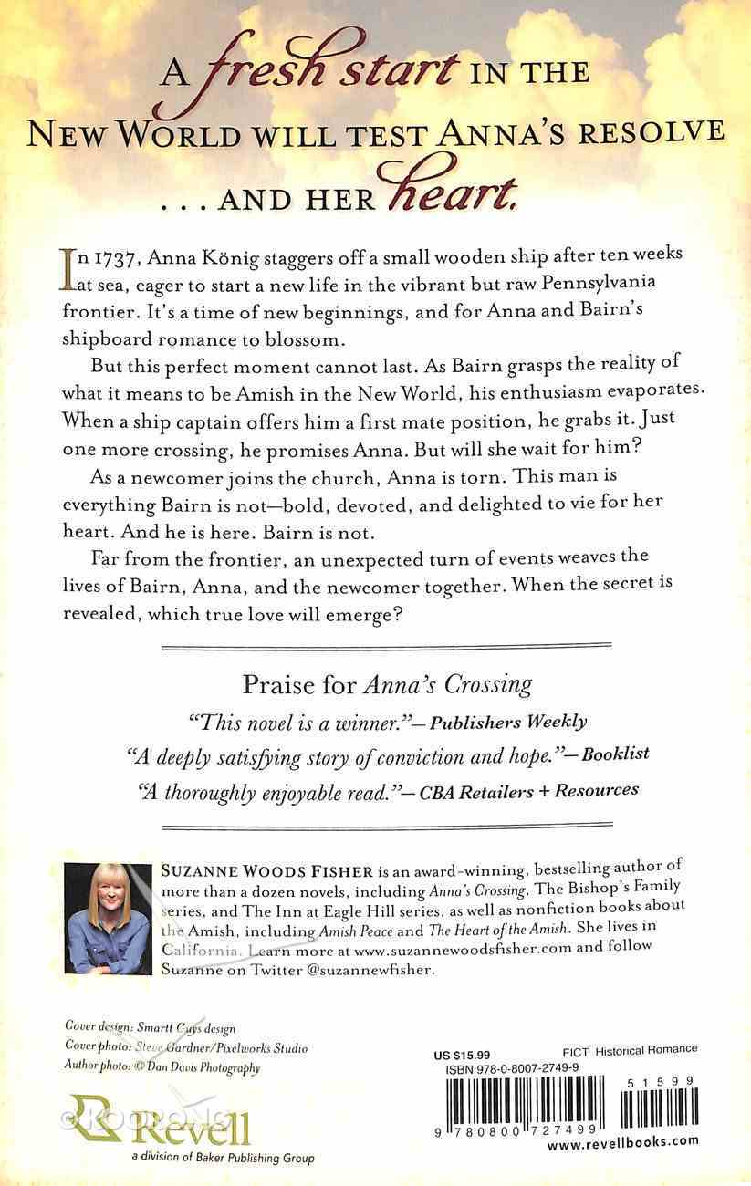 The Newcomer (#02 in Amish Beginnings Novel Series) Paperback