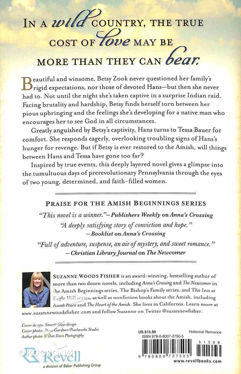 The Return (#03 in Amish Beginnings Novel Series) Paperback